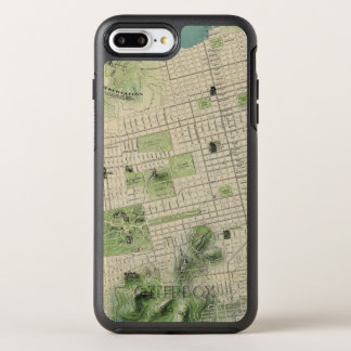 San Francisco OtterBox Symmetry iPhone 7 Plus Skal