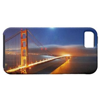 San Francisco överbryggar vid natt iPhone 5 Cover