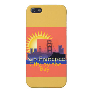 San Francisco Speckfodral iPhone 5 Cover