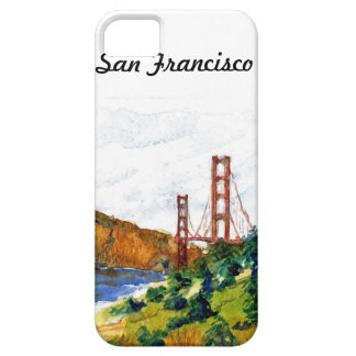 San Francisco stil - fodral iPhone 5 Cover