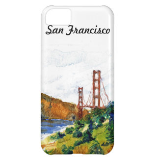 San Francisco stil - fodral iPhone 5C Fodral