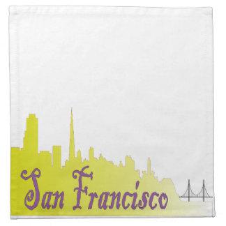 San Francisco Tygservett