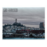 San Francisco Vykort