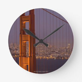 San Franciscos norr torn Rund Klocka