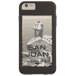 San Juan Puerto Rico Tough iPhone 6 Plus Fodral