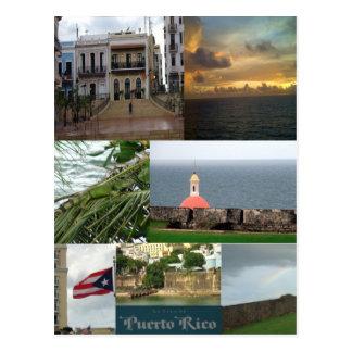 San Juan Puerto Rico Vykort