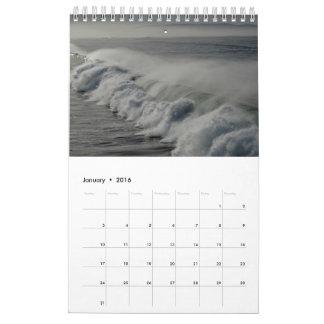 San Luis Obispo County 2016 kalender
