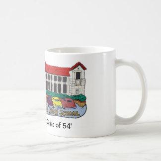 San Luis Obispo högstadium Kaffemugg