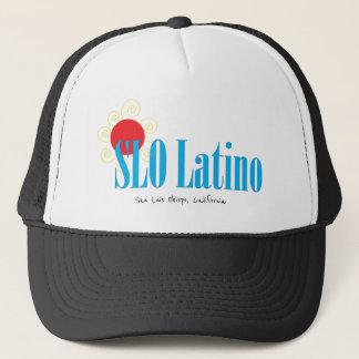San Luis Obispo Latino Truckerkeps