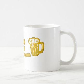 San Luis Obispo som dricker Kaffemugg