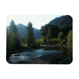 San Miguel River magnet