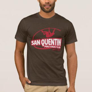 San Quentin stavhoppklubb Tee Shirts