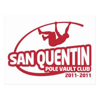 San Quentin stavhoppklubb Vykort