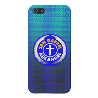 San Rafael Arcangel iPhone 5 Cover