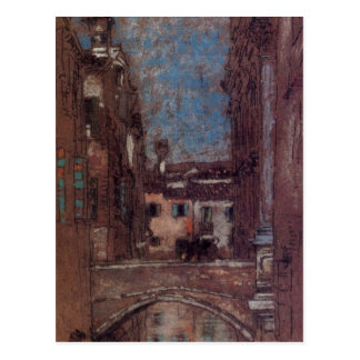 San Rocco vid James Abbott McNeill Whistler Vykort