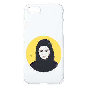 Sana Bakkoush iPhone 7 Skal
