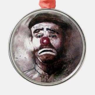 Sänd ut den Kelly clownen Art.jpg Julgransprydnad Metall