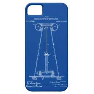Sändare Wardencliff Tesla för elektrisk energi iPhone 5 Fodral