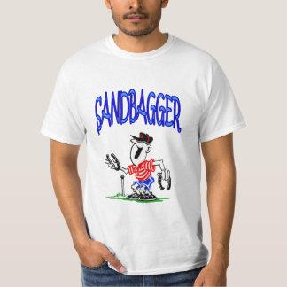 SandBaggeren värderar hästskoutslagsplatsen T-shirt