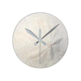 Sanddollar Medium Rund Klocka