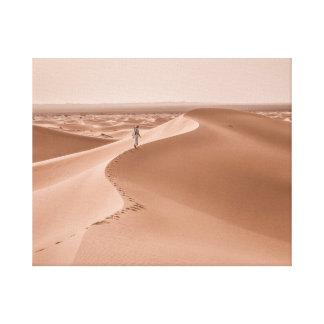 Sanddyn Canvastryck