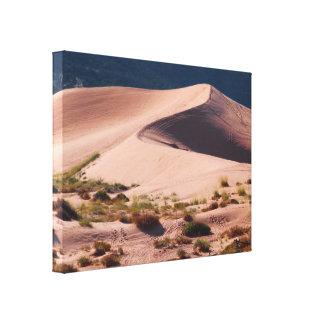 sanddyner canvastryck