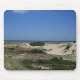 Sanddyner på uddtorsk Mousepad Musmatta