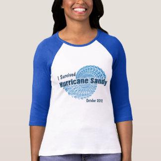 Sandig orkan tröjor
