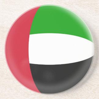 Sandstenkustfartyg - United Arab Emirates flagga Underlägg Sandsten