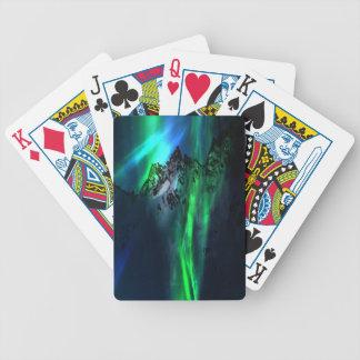 Sång av bergen spelkort