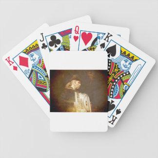Sång av den zigenska kungen spelkort