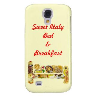 säng för iPhone 3GCase & befordrings- mall för fru Galaxy S4 Fodral