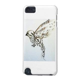 Sångfågelipod fodral iPod touch 5G fodral