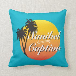 Sanibel Captiva öar Florida Kudde