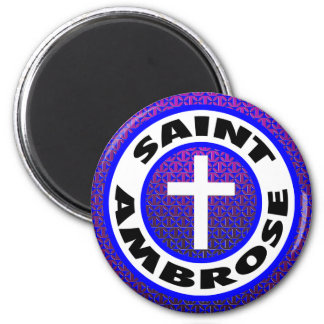 Sanktt Ambrose Magnet