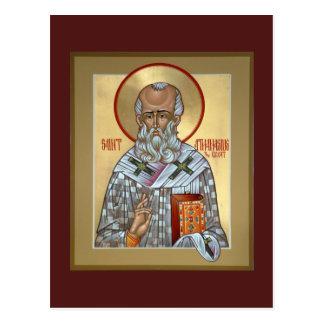 Sanktt Athanasius bönkort Vykort