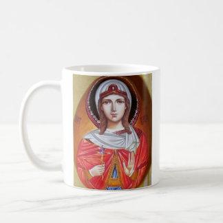 Sanktt Barbara Kaffemugg
