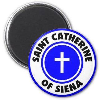 Sanktt Catherine av Siena Magnet