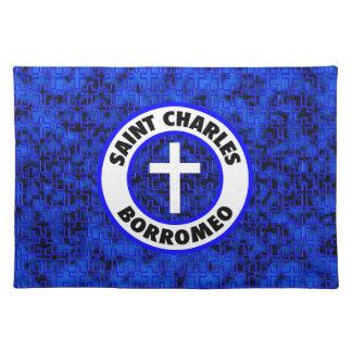 Sanktt Charles Borromeo Bordstablett