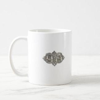 Sanktt Cheistopher med den St Michael muggen Kaffemugg