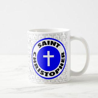Sanktt Christopher Kaffemugg