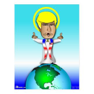 Sanktt Donald Vykort