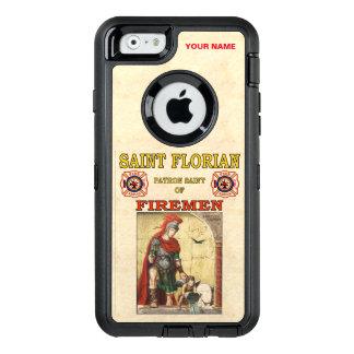 SANKTT FLIORAN (skyddshelgonet av brandmän) OtterBox iPhone 6/6s Fodral