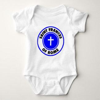Sanktt Frances av Rome T Shirt