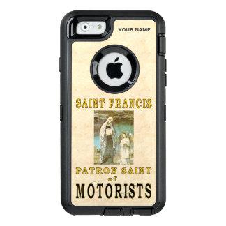 SANKTT FRANCIS (skyddshelgonet av bilister) OtterBox iPhone 6/6s Fodral