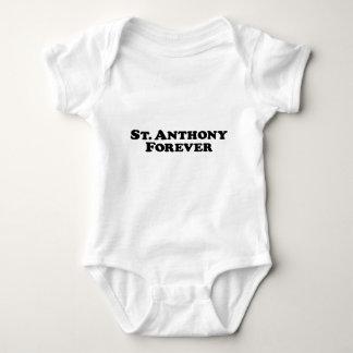 Sanktt grundläggande Anthony för evigt - Tee Shirts