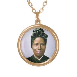 Sanktt Josephine Bakhita halsband