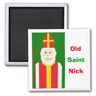 Sanktt Nicholas Magnet