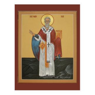 Sanktt Silas bönkort Vykort