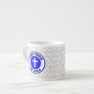Sanktt Teresa av Avila Espressomugg